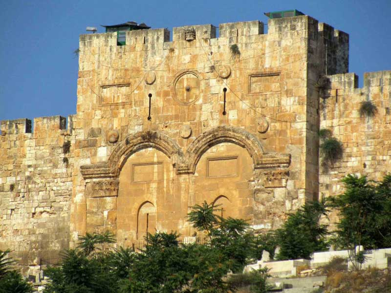 The Misunderstanding of the Eastern Gate
