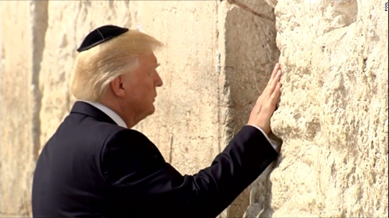Is Trump going to convert to Judaism?
