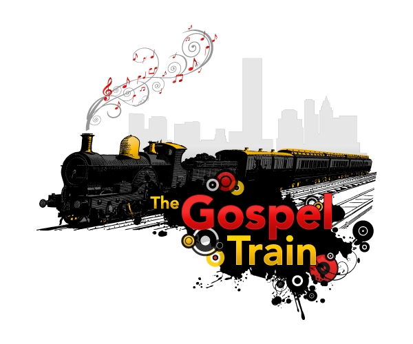 The Gospel Train With Clifford English