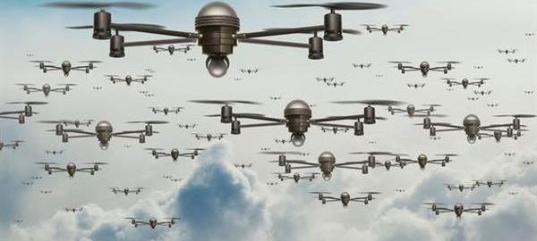 An Army of Drones recorded in Bible Prophecy.