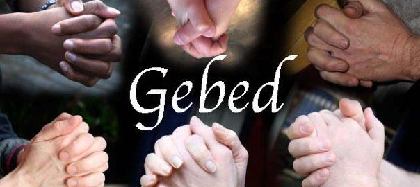 Gebed vir Genesing