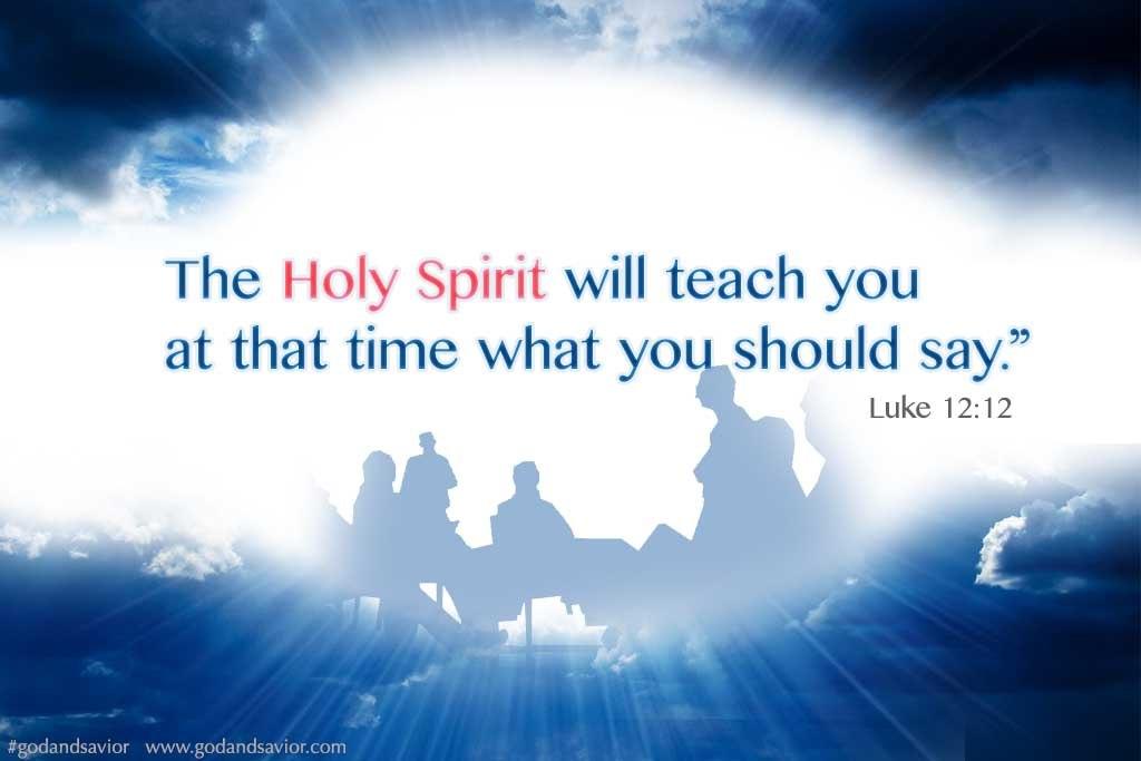The Holy Spirit Hour