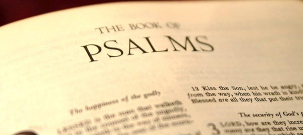 Morning Psalms