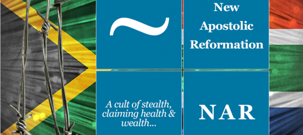The False Doctrine of The NAR Movement in South Africa
